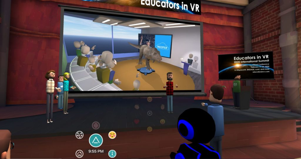 virtual reality conference