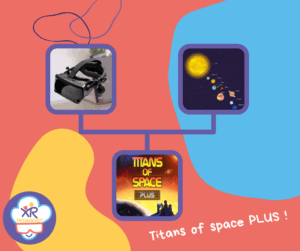 Titans of space PLUS