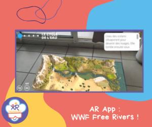 WWF réalité augmentée