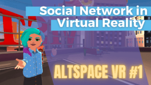 What is Altspace VR
