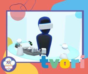 Tvori Prototyper en Réalité Virtuelle
